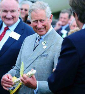 Prince Charles Ukulele